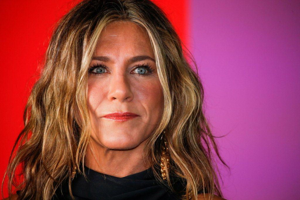 珍妮佛安妮絲頓將為「艾倫秀」最後一季首集擔任來賓。(路透資料照片)