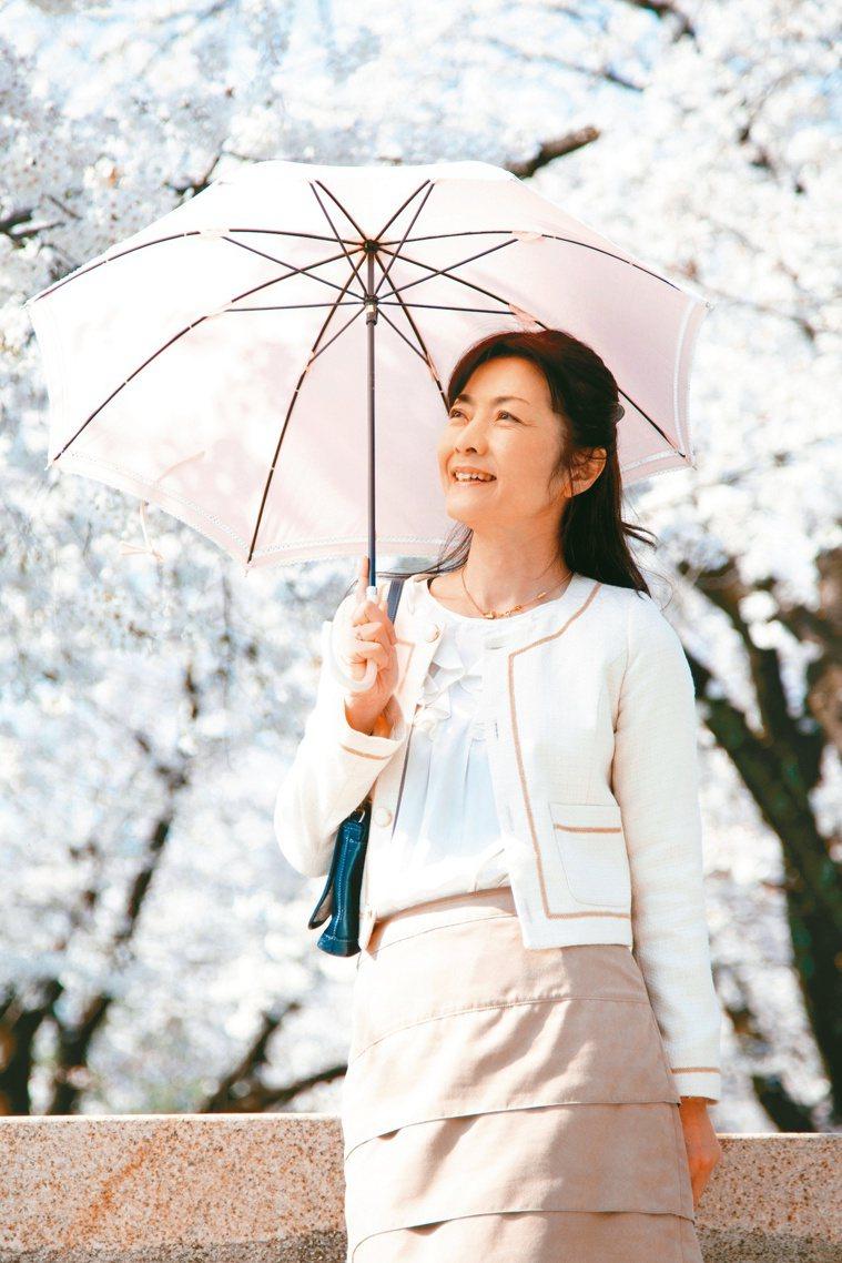 若肌膚暗沉,膚色偏黃或黑,穿白色反而更顯黑。圖/123RF