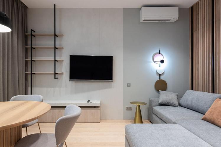 家中不夠大,不要裝中央空調。圖/摘自Pelexs