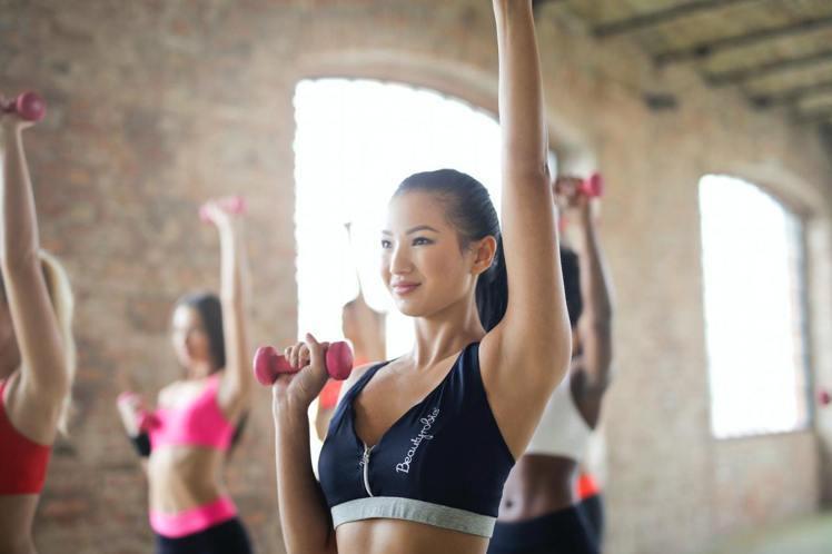 減肥太成功,肌膚可能會變鬆。圖/摘自Pelexs