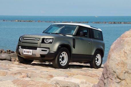 Land Rover Defender 90 D250 S試駕!不過就是帥、全能又強悍而已嘛