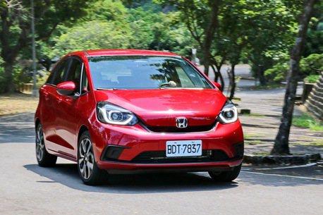 Honda全新Fit汽油款正式發表 建議售價74.9萬