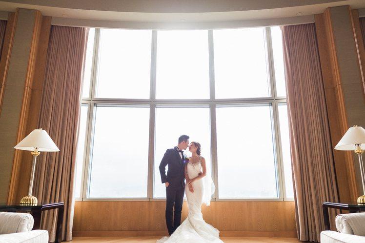台北遠東香格里拉總統套房,也成為婚禮場地的新選項。圖/台北遠東提供