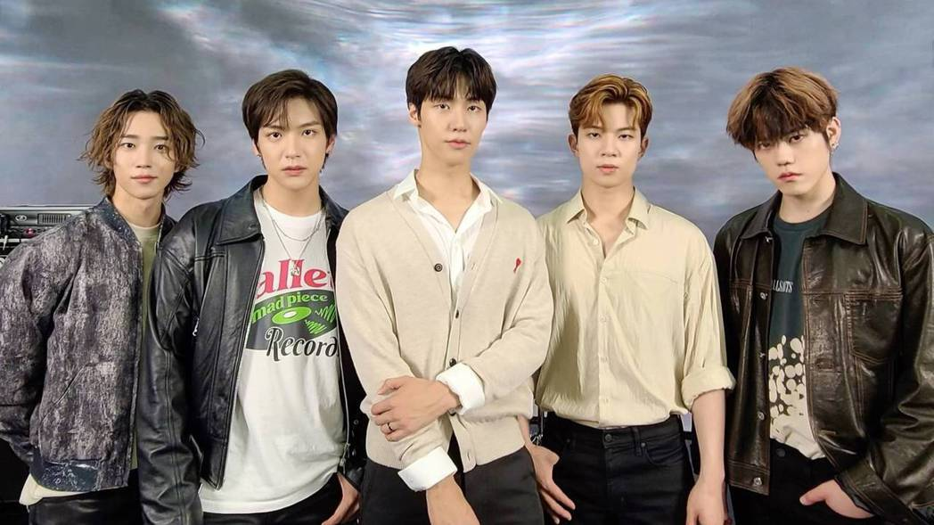N.Flying已經有四名成員中鏢。圖/摘自推特