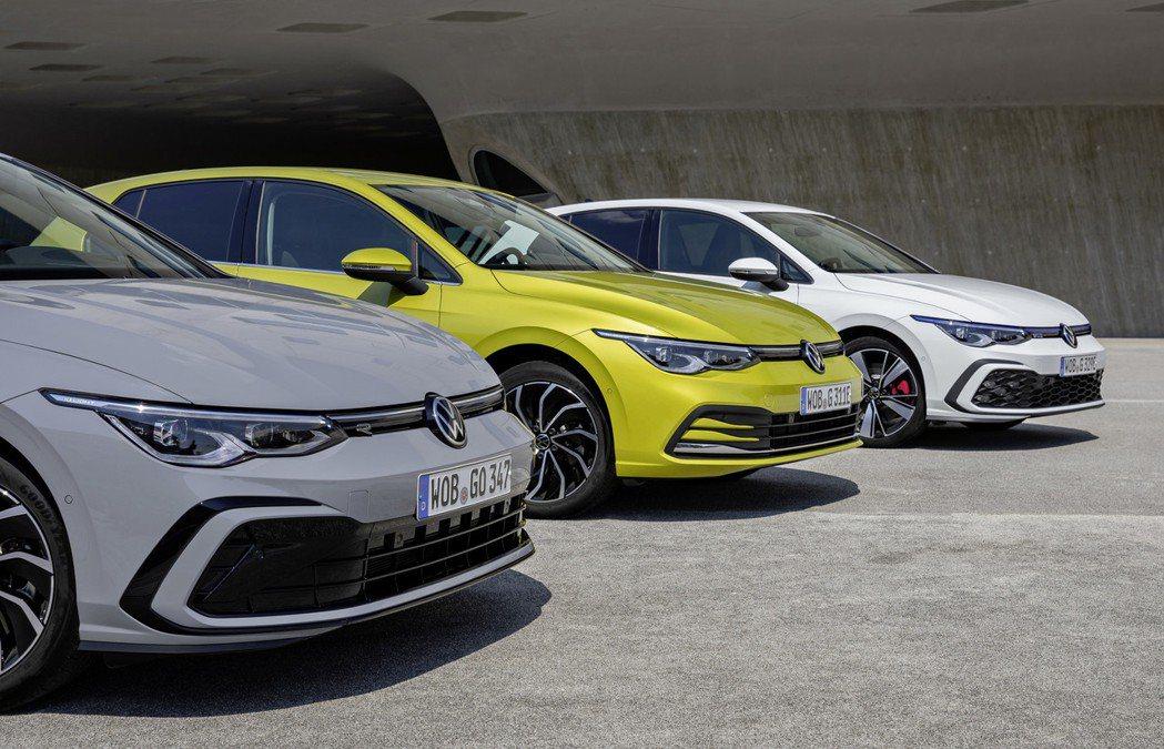 歐洲新車同樣呈現上漲趨勢。 摘自Carscoops.com