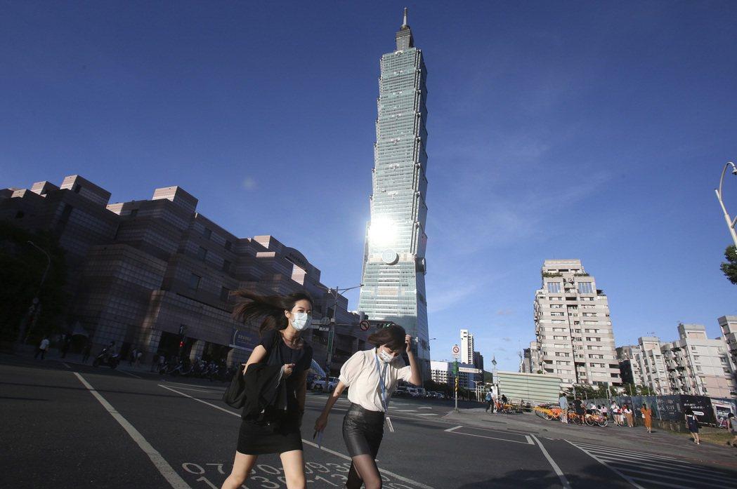 一名網友好奇發問,台北市12個行政區裡,大家最想住在哪一區?引發熱烈討論。 美聯...
