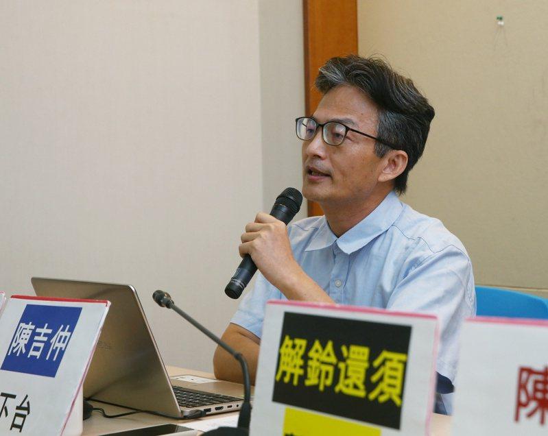 精神科醫師蘇偉碩因反萊劑言論,去年12月遭衛福部長陳時中舉發違反食安法,蘇偉碩最近收到高雄地檢署傳票。圖/聯合報系資料照片