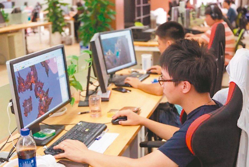 法人認為,遊戲需求仍將保持強勁增長態勢,帶來中長期的新興投資機會。(本報系資料庫...