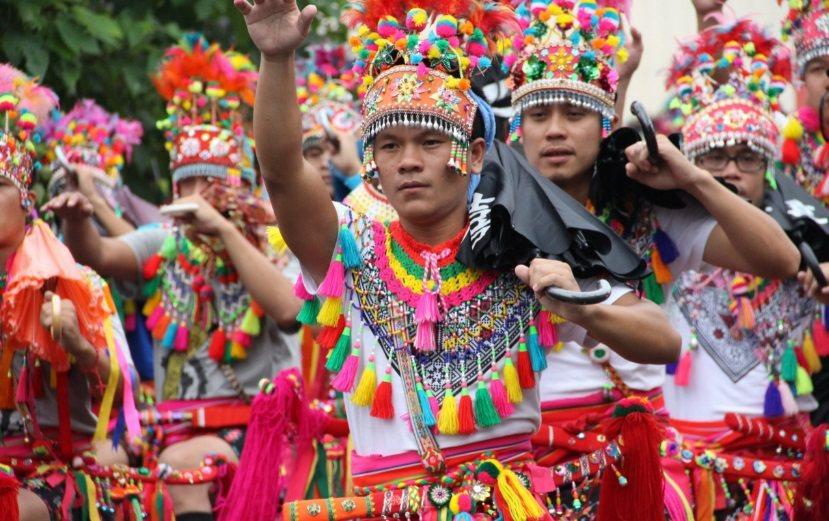 都蘭豐年祭 圖/104掌聲資料照片