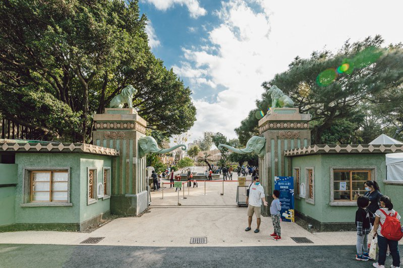 新竹市立動物園,創源於民國25年,為全臺現存最老的動物園。