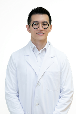 陽大附醫神經內科主治醫師劉翁銘。圖/劉翁銘醫師提供