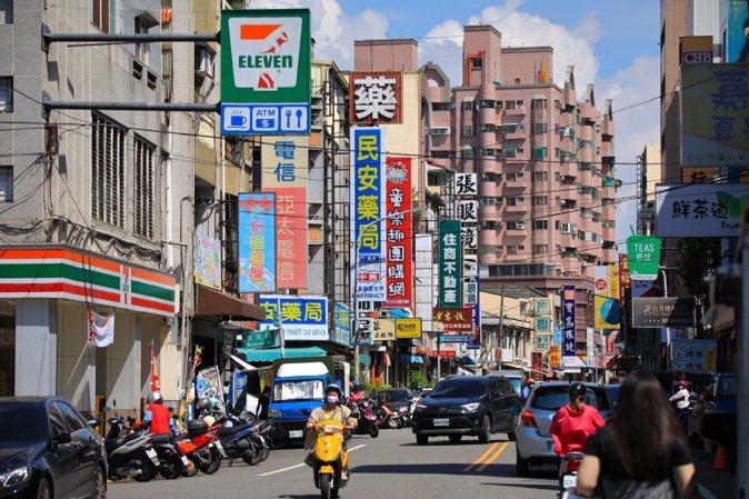 圖說:雲林斗南車站商圈是當地精華地段。(圖/合總君悅提供)