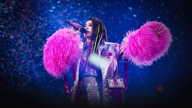 蔡依林用音樂反映台灣社會的轉變。圖/凌時差