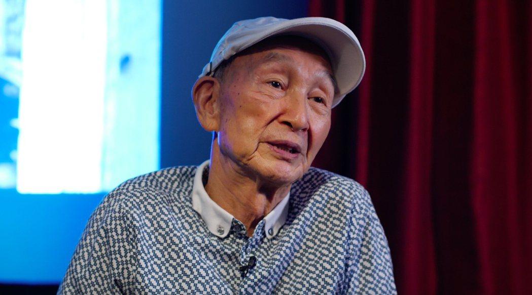 導演蔡揚名 榮獲第58屆金馬獎「終身成就獎」。圖/國家電影及視聽文化中心提供
