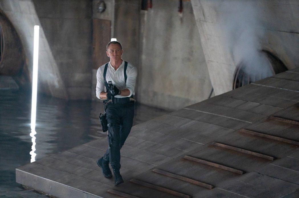 「007生死交戰」將是丹尼爾克雷格最後一次演詹姆斯龐德。圖/UIP提供
