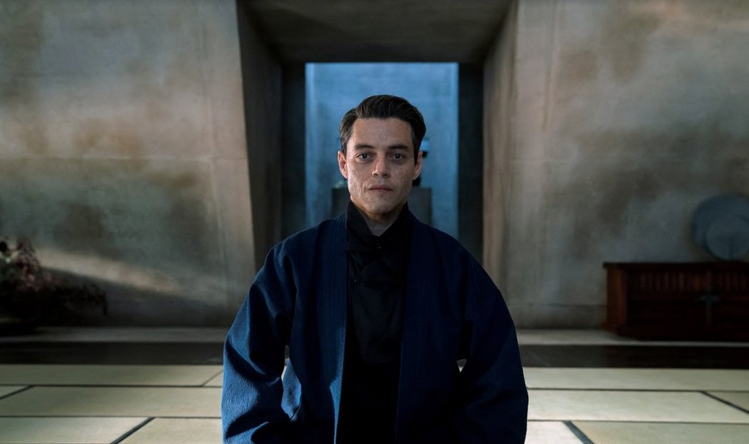 奧斯卡影帝雷米馬利克在「007生死交戰」飾演大反派。圖/UIP提供
