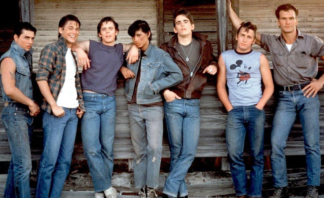 湯姆克魯斯(左起)比「小教父」其他要角包括羅伯洛、湯瑪斯豪威、雷夫馬奇歐、麥特狄...