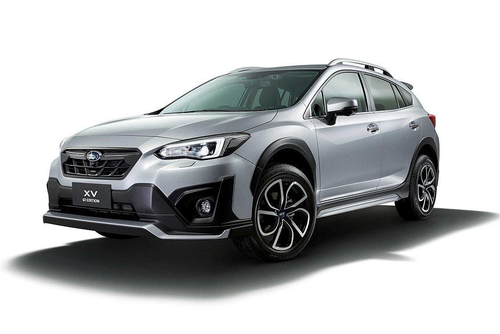 Subaru跨界潮旅XV自上市以來即獲得消費者廣大迴響,除了連續多年獲得美國II...