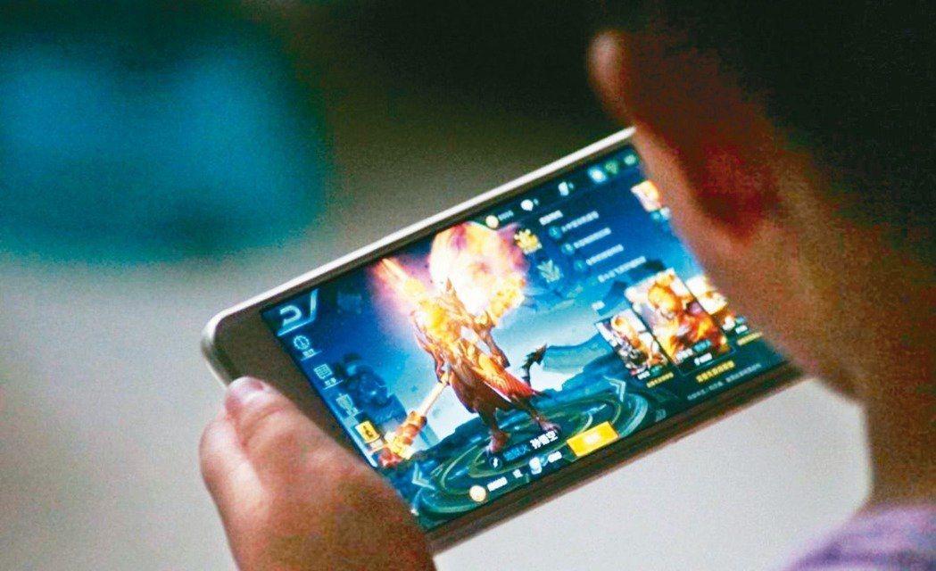騰訊遊戲手遊《王者榮耀》/圖片來源:路透