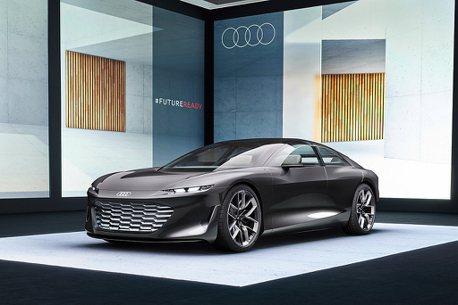 未來豪華轎跑新基準!Audi grandsphere概念車全球首發