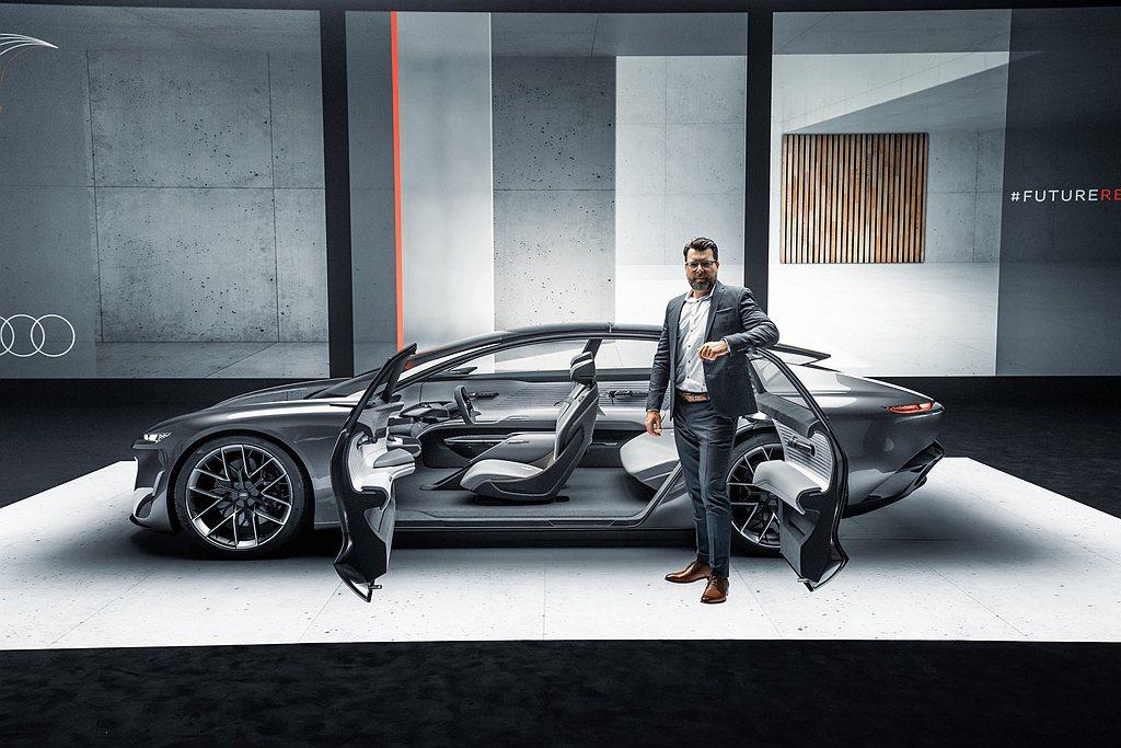 Audi陸續發表的三款系列概念車,逐步具體展現未來汽車體驗的可能性與設計樣貌。當...
