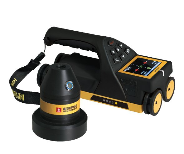 一體式樓板厚度檢測儀。    道達國際/提供