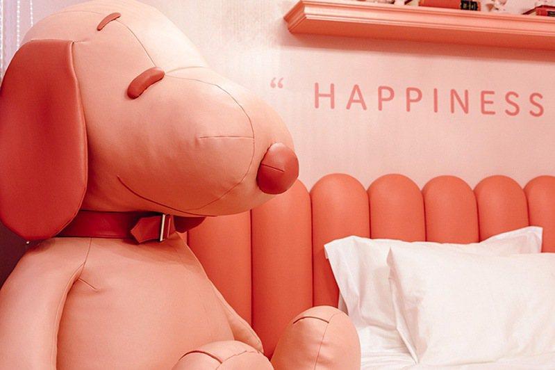 ▲史努比迷看過來!日本唯一的史努比主題飯店來了。  圖:株式会社ポトマック/來源