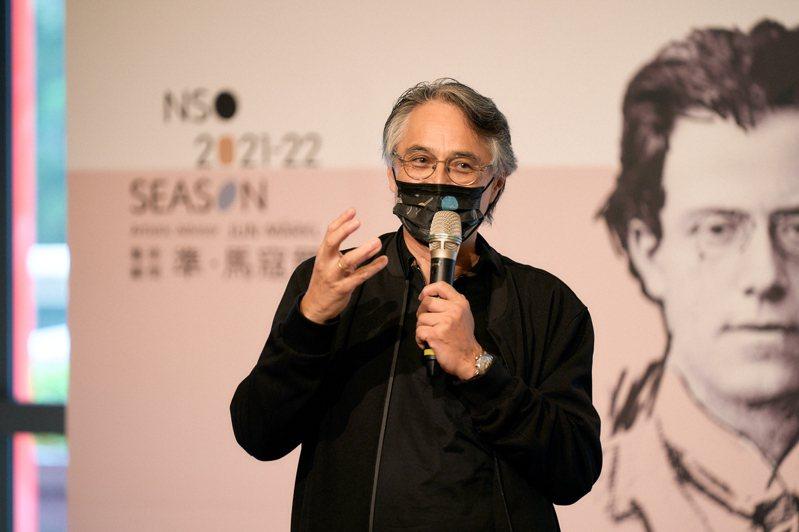 NOS國家交響樂團「馬勒傳奇」錄播現場音樂會,將是藝術顧問準‧馬寇爾 (Jun Märkl)上任後首場音樂會。圖/NSO提供