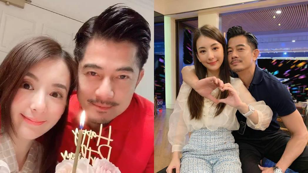 方媛和郭富城結婚4年。圖/摘自微博