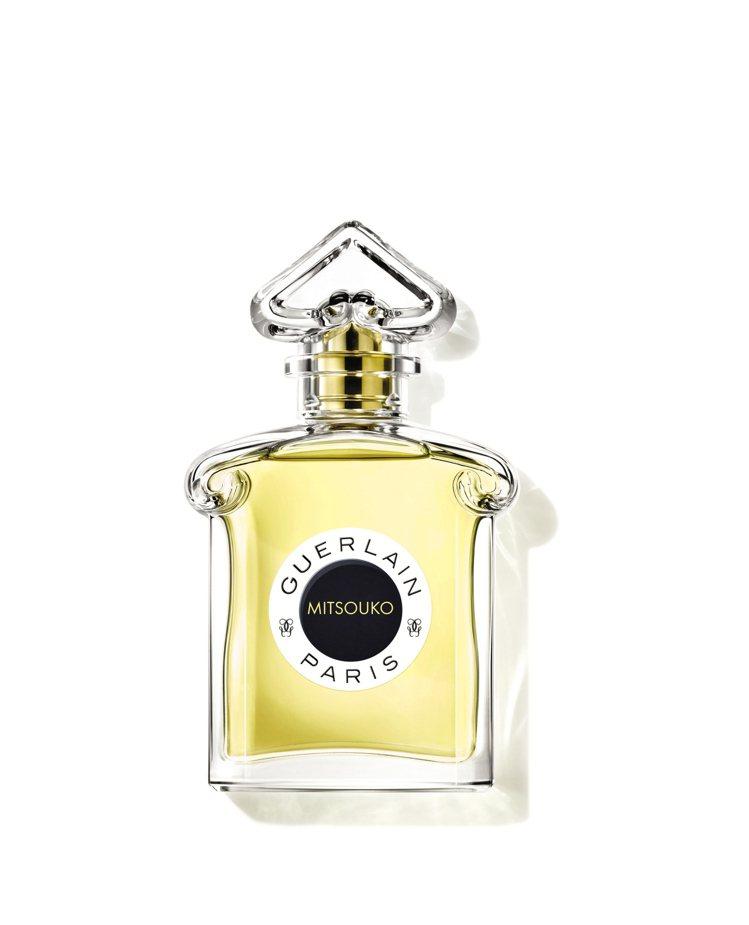 嬌蘭蝴蝶夫人淡香水/75ml/4,400元。圖/嬌蘭提供