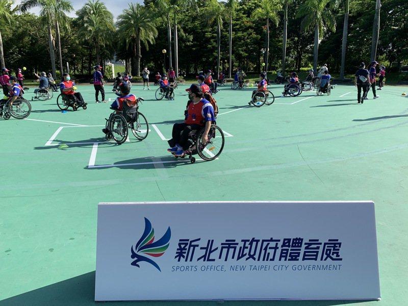 永達盃身心障礙運動嘉年華盼能協助身障者培養不同興趣並養成健康運動習慣。圖/輪椅夢公園推動聯盟提供