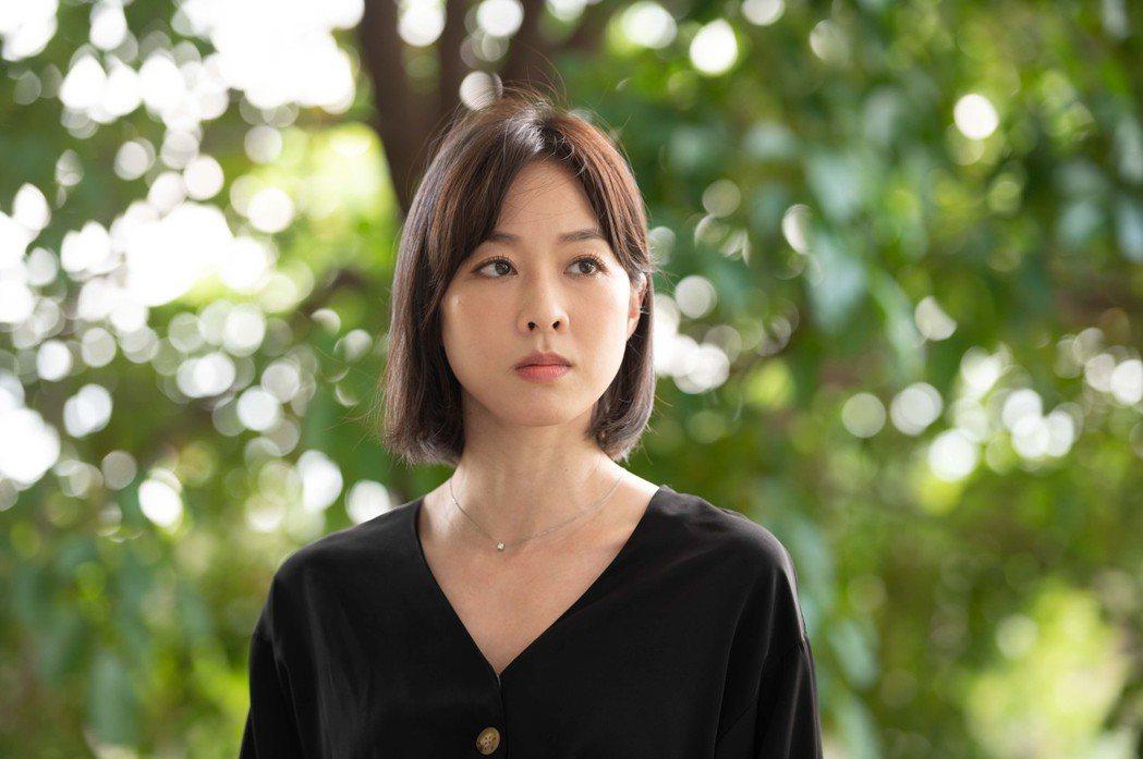 夏語心加入「女力報到」。圖/TVBS提供