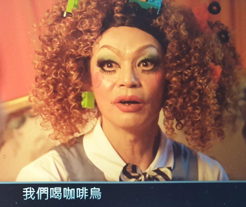 新加坡演員李國煌入圍金馬獎影帝的新加坡電影「男兒王」,是新加坡英語的代表。圖/取自catchplay網站