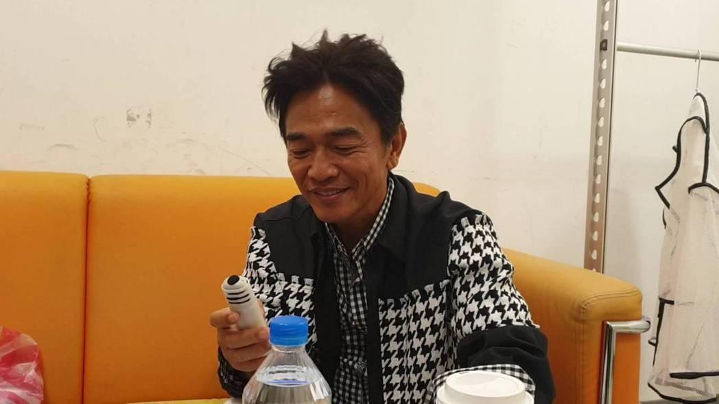 吳宗憲認為「刻在」還是有疑慮。記者李姿瑩/攝影