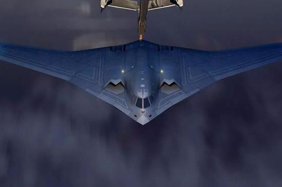 轟20的外型設計類似美國的B2轟炸機。百度