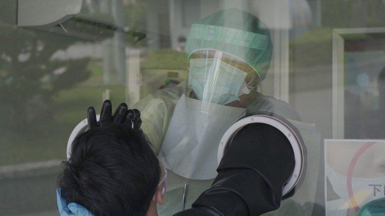 新店耕莘醫院神經外科主治醫師陳俊勳。 圖/耕莘醫院 提供
