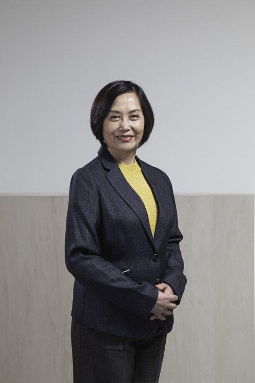 台灣傷口造口及失禁護理學會理事長于博芮。 圖/添寧 提供