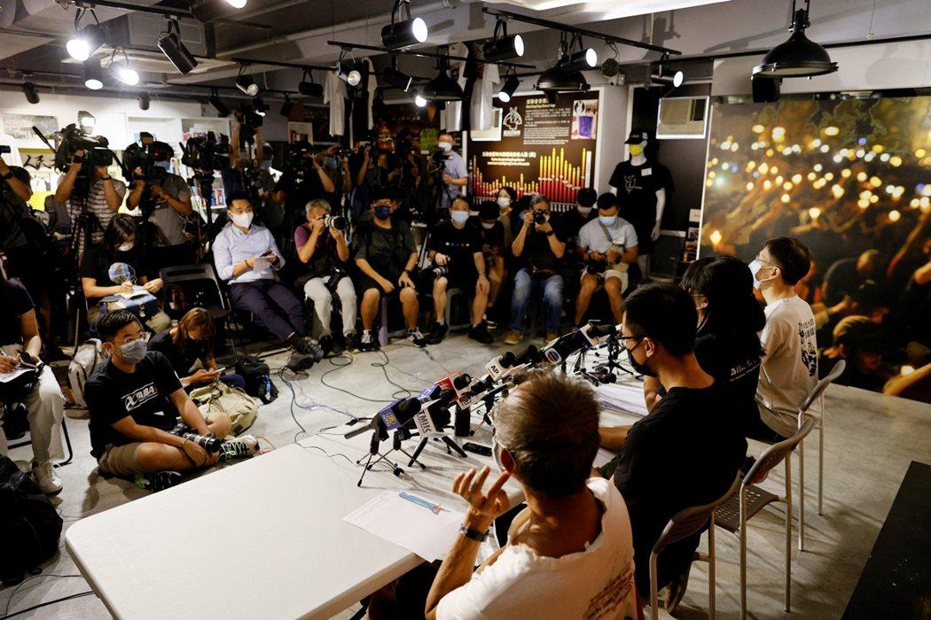 支聯會是香港1989年成立的組織,全稱為「香港市民支援愛國民主運動聯合會」,初衷...