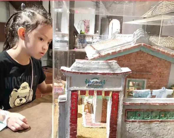 台南市安平區公所9月10日起在安平鄉土文化館展出「李惠月1:12袖珍創作展」。 ...