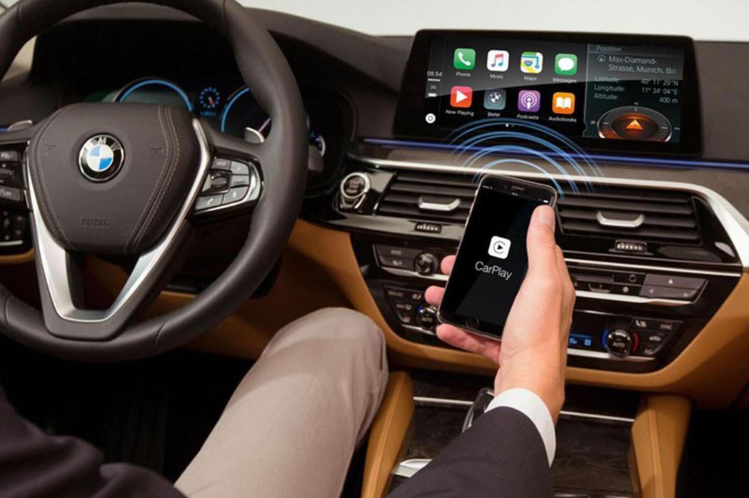 Apple CarPlay越來越常見,甚至已經成為不少車款的標準配備。 摘自Ca...