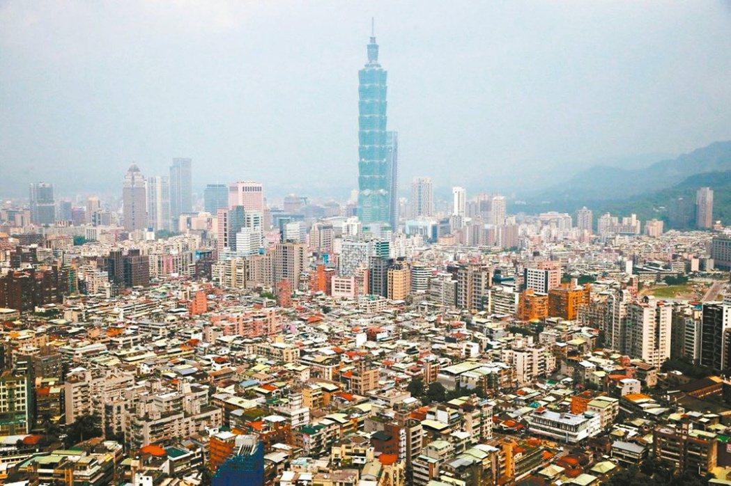 觀察六都第2季房價表現,台中年增16.1%、台南年增15.6%、桃園年增10.5...