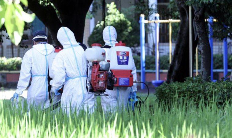 Delta病毒可能入侵北部社區,引發一片恐慌。本報資料照片