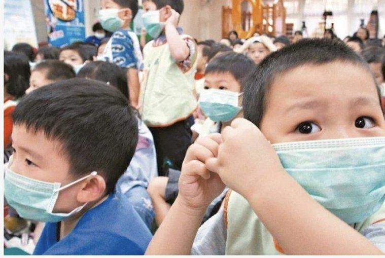 兒童感染新冠肺炎有後遺症嗎?本報資料照片