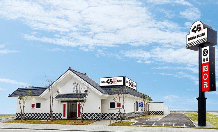 藏壽司「新莊思源路店」即將於9月14日起開始試營運。圖/藏壽司提供