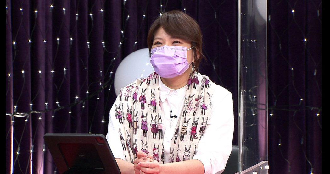 林嘉俐日前上「聚焦2.0」。圖/年代新聞提供