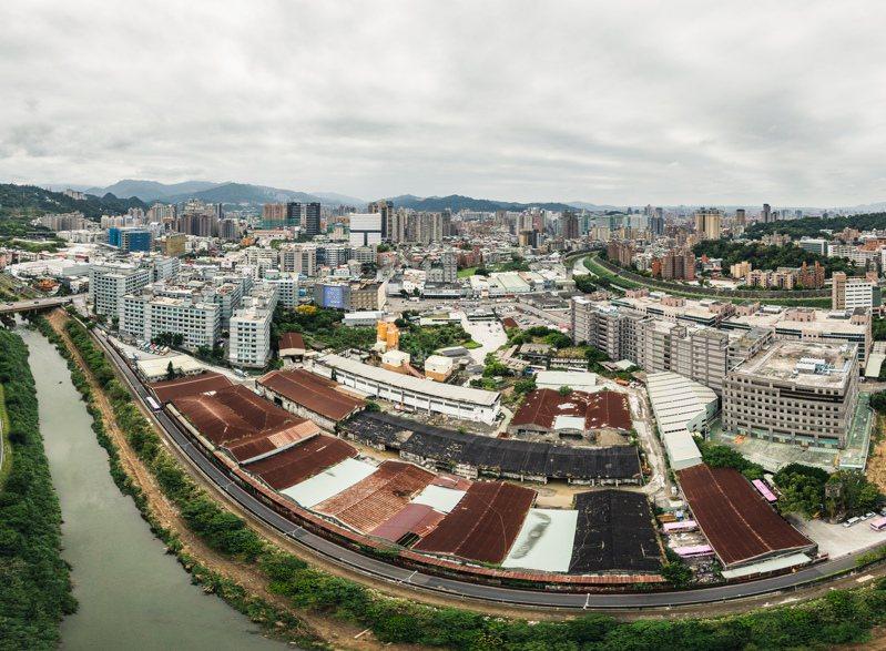 新北市府將在寶橋工業區推動轉型,提供地主申請再生計畫。圖/新北市都更處提供