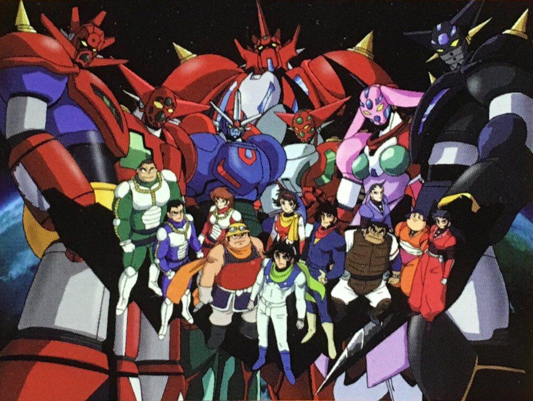 雖然在遊戲性上無法與超級機器人大戰系列相比較,但光是可以一次看到這麼多系列中的主...