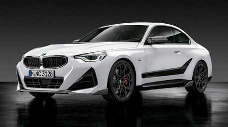 嫌BMW 2 Series Coupe還不夠香? 加上M Performance套件就夠味了!