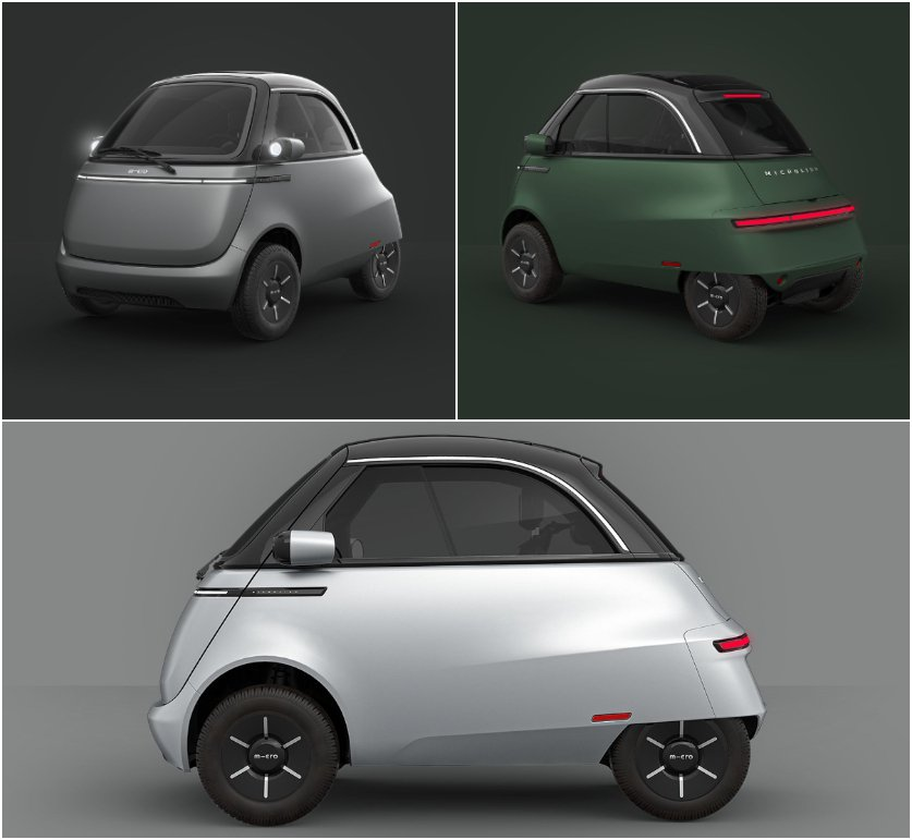旗艦Competizione車型則使用消光色系,有高譚灰、倫敦綠和杜林銀。 摘自...