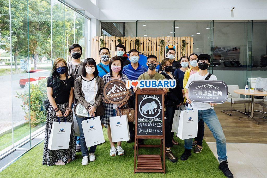 「Subaru山岳達人全台巡迴講座」透過雪羊、阿泰呆呆、深。旅行、山女孩KIT、...